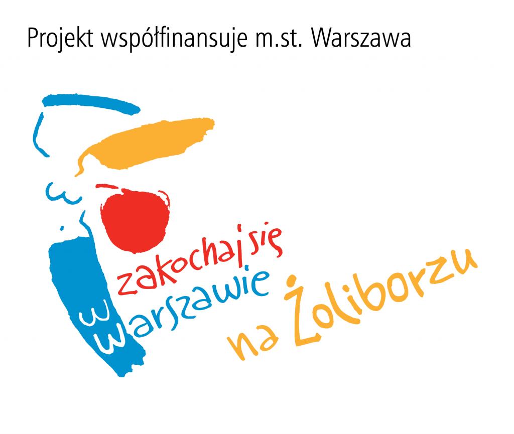 LOGO_ZOLIBORZ_biale_wspolfinansowanie